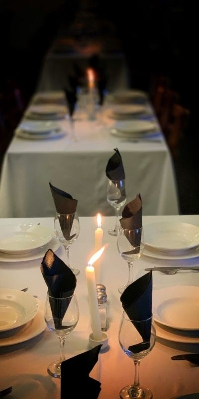 Port Fairy Family Restaurant seating