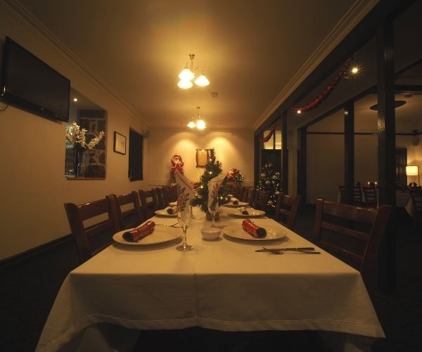 Celebrate Christmas at Star of the West hotel
