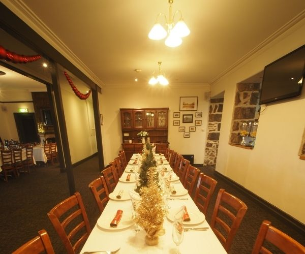 Celebrate Christmas with Star of the West Hotel