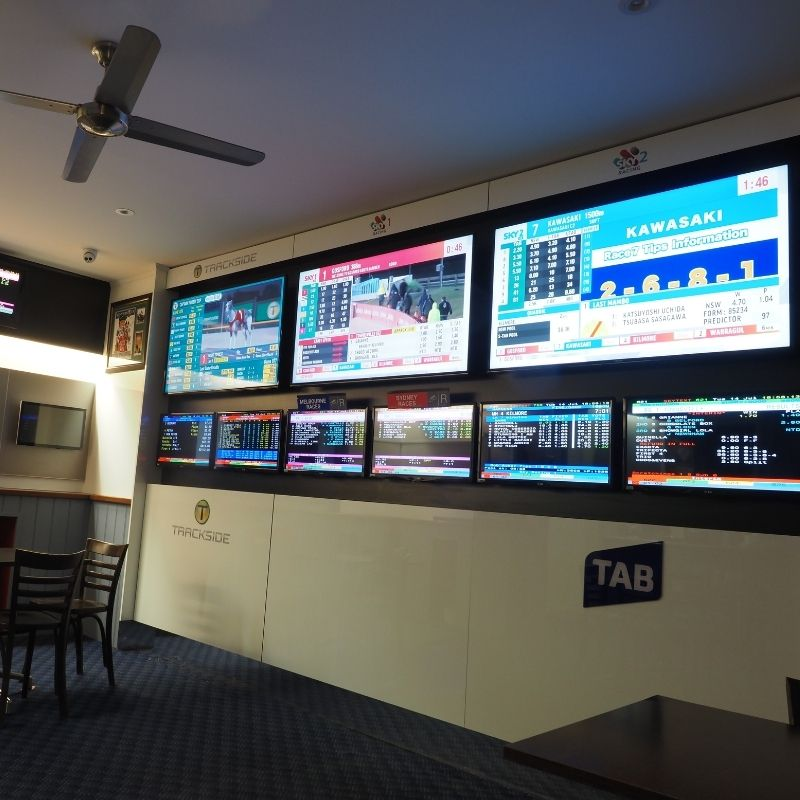 Streaming your favourite sports at Star of the West Hotel